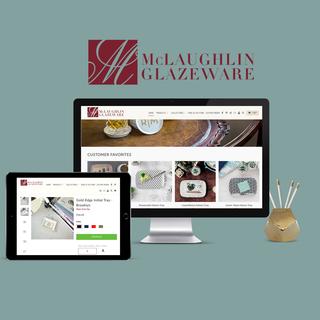 McLaughlin Glazeware