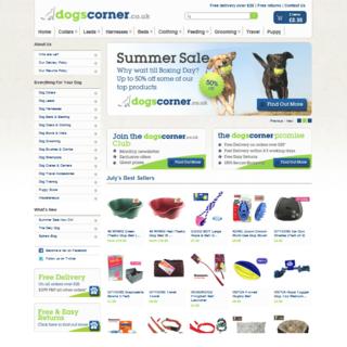 Traffic Optimiser - Ecommerce Designer / Developer / Marketer - Dogs Corner