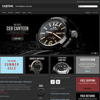 Fairway Watches