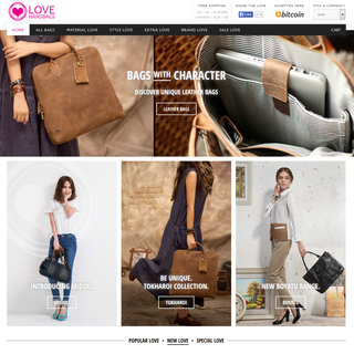 www.LoveHandbags.com
