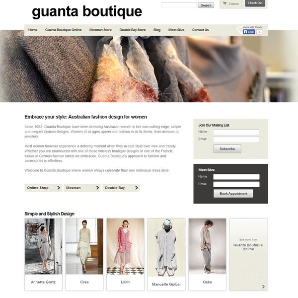 www.guantaboutique.com.au