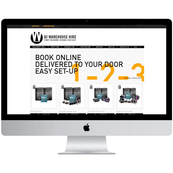 DJ Warehouse     www.djwarehouse.com.au