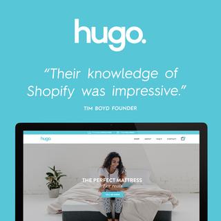 HUGO Sleep - http://hugosleep.com.au