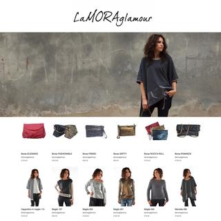 lamoraglamourshop.com