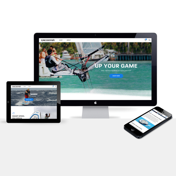 velocitek.com // Responsive Design and Development