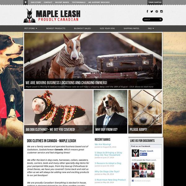 Maple Leash