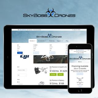 SkyBoss Drones - skybossdrones.com