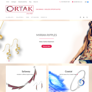 www.ortak.co.uk