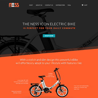 Ness Electric Bikes