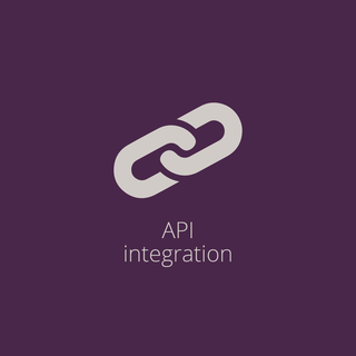 API integrations to link your third party software with Shopify API