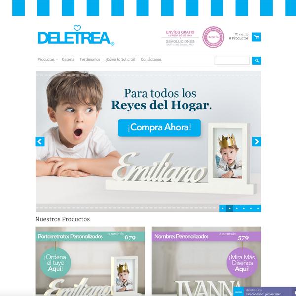 Deletrea.mx