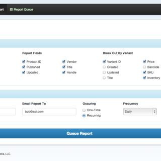 Refersion, Inc. - Ecommerce Developer - Readout (Shopify App)