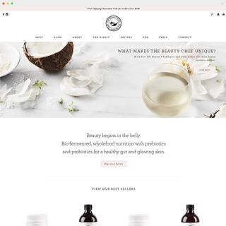 Organic skin care range