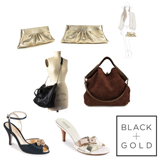 BLACK + GOLD  - Ecommerce Photographer -