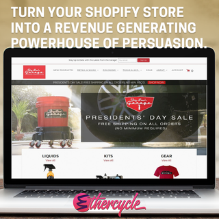 World-renowned car guy Jay Leno Grows his Shopify Plus Automotive Care Store with Ethercycle