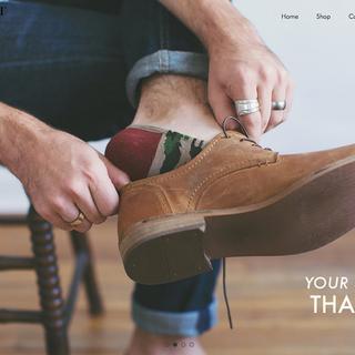 Wallaroo Media - Ecommerce Marketer / Setup Expert - Home page for TaftClothing.com