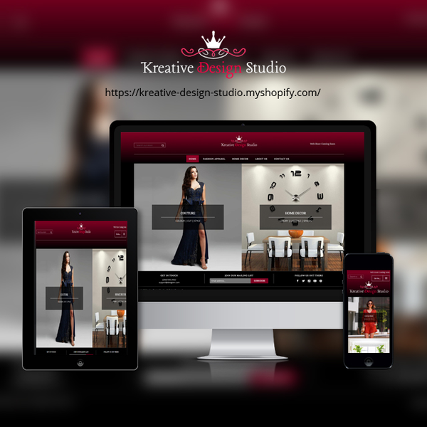 Kreative Design Studio - Home & Fashion Accessories