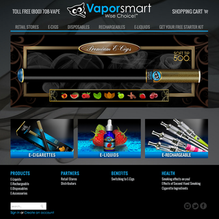 Paradise Commerce - Ecommerce Designer / Developer / Marketer / Setup Expert - Vapor Smart