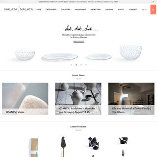 Overhaul Media - Ecommerce Designer / Photographer / Setup Expert - www.nalatanalata.com