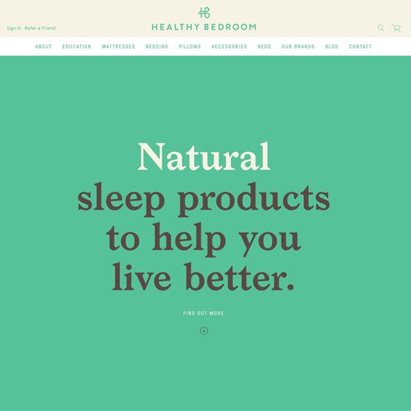 Healthy Bedroom - www.healthybedroom.ca