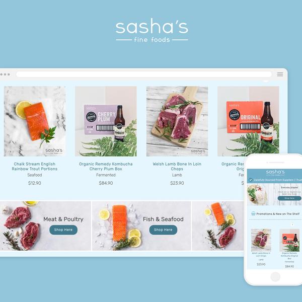 Sasha's Fine Foods