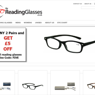 MyReadingGlasses.co.uk