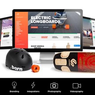 The New Beat - Ecommerce Designer / Developer / Photographer / Marketer / Setup Expert - Longboard Living