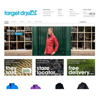 Targetdry.com - Shopify Setup, Adwords, Analytics, SEO