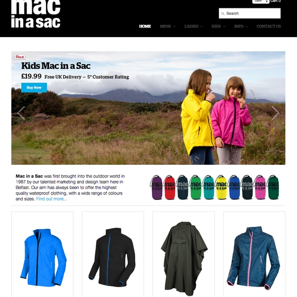 Macinasac.com - Shopify Setup, AdWords, Analytics
