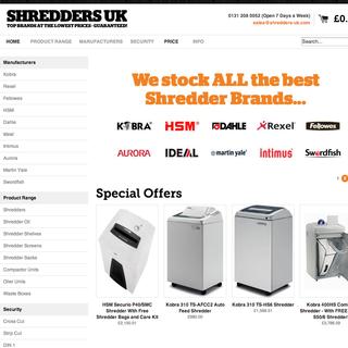 Shredders-uk.com - Shopify Setup and Customisation,, AdWords