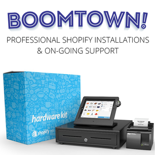 Boomtown provides easy and professional installation services for Shopify users