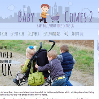 BabyComes2 takes bookings online. It works well, thanks to the flexibility of Shopify!