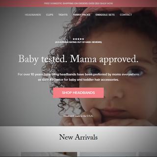 www.babyblingbows.com