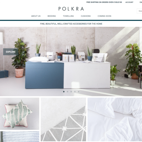 Polkra - Fine, Beautiful, Well-Crafted Accessories for the Home