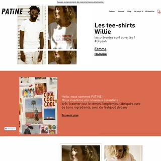 www.patine.fr