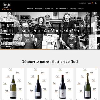 www.aumondeduvin.fr