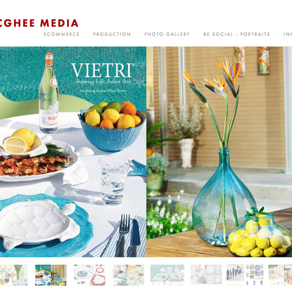 Online & Print Catalog - Vietri Home Decor - Tableware