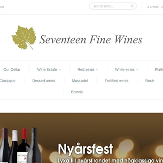 Cloudscape Consulting - Ecommerce Setup Expert - Fine wines online retailer