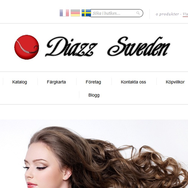 Hair extension online retailer