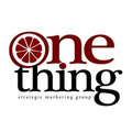 OneThing Strategic Marketing – Ecommerce Designer / Marketer