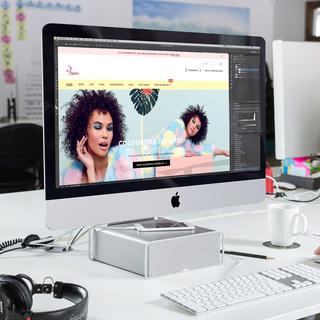 Makeupmart.com store design in progress by Shopi.