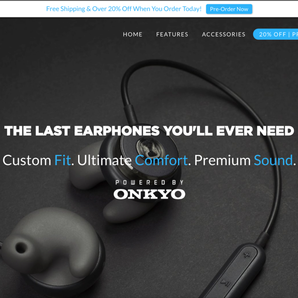 Revols Earphones - WooCommerce to Shopify Migration