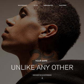 Ultimate Ears - Homepage