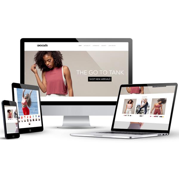 ShopAvocado.com -  Theme Customization + App Integration
