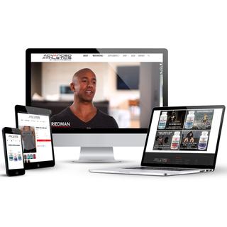 Advanced Athletics - Shopify Setup + Theme Customization + App Integration