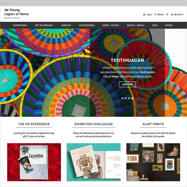 Famous San Francisco museum group finds new success migrating to Shopify Plus