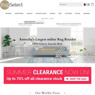 Rug Select - https://rugselect.com.au/