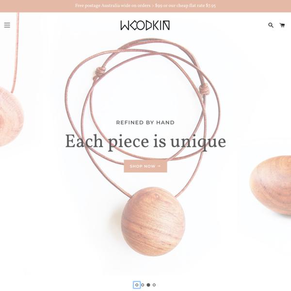 Woodkin - http://woodkin.com.au