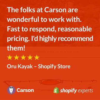 Oru Kayak – Shopify Store