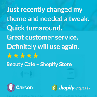 Beauty Cafe – Shopify Store